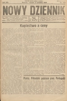 Nowy Dziennik. 1930, nr340
