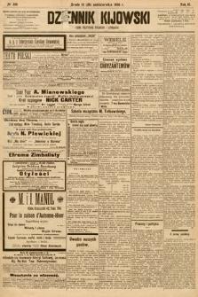 Dziennik Kijowski : pismo społeczne, polityczne i literackie. 1908, nr226
