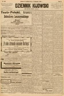 Dziennik Kijowski : pismo społeczne, polityczne i literackie. 1908, nr235
