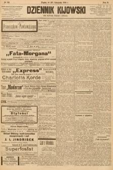 Dziennik Kijowski : pismo społeczne, polityczne i literackie. 1908, nr251