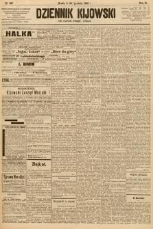 Dziennik Kijowski : pismo społeczne, polityczne i literackie. 1908, nr267