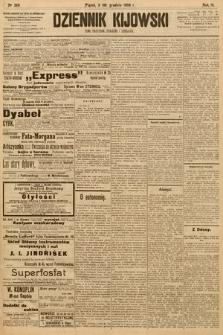 Dziennik Kijowski : pismo społeczne, polityczne i literackie. 1908, nr269