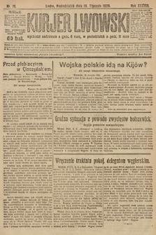 Kurjer Lwowski. 1920, nr19