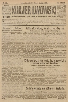 Kurjer Lwowski. 1920, nr39