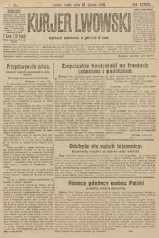 Kurjer Lwowski. 1920, nr65