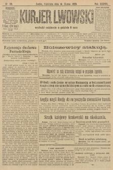 Kurjer Lwowski. 1920, nr69