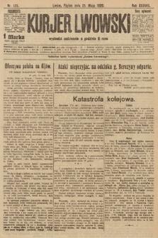Kurjer Lwowski. 1920, nr125