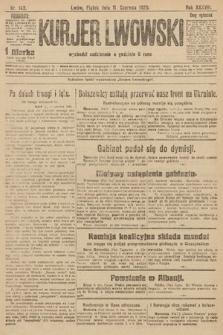 Kurjer Lwowski. 1920, nr143