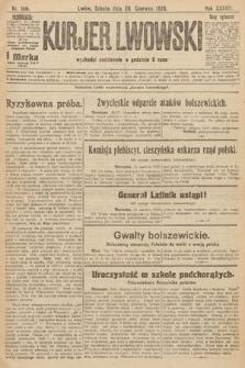 Kurjer Lwowski. 1920, nr156