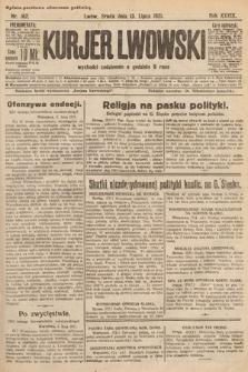 Kurjer Lwowski. 1921, nr162