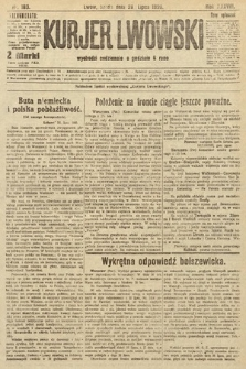 Kurjer Lwowski, 1920, nr183