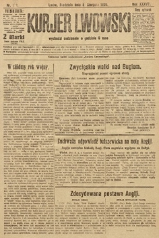 Kurjer Lwowski, 1920, nr193