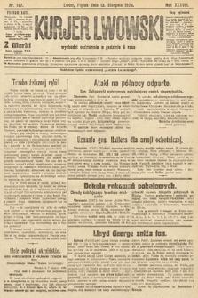 Kurjer Lwowski, 1920, nr197
