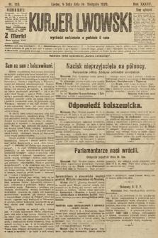 Kurjer Lwowski, 1920, nr198