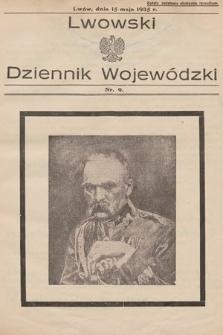 Lwowski Dziennik Wojewódzki. 1935, nr9