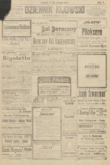 Dziennik Kijowski : pismo polityczne, społeczne iliterackie. 1910, nr15