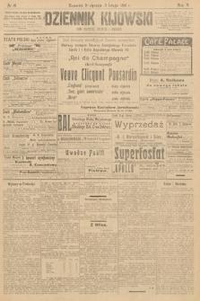 Dziennik Kijowski : pismo polityczne, społeczne iliterackie. 1910, nr19