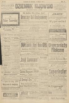 Dziennik Kijowski : pismo polityczne, społeczne iliterackie. 1910, nr22