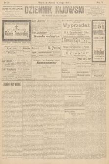 Dziennik Kijowski : pismo polityczne, społeczne iliterackie. 1910, nr24
