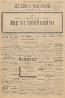 Dziennik Kijowski : pismo polityczne, społeczne iliterackie. 1910, nr25