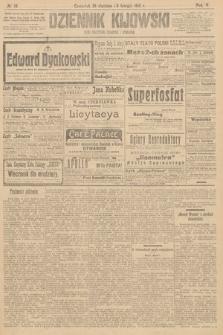 Dziennik Kijowski : pismo polityczne, społeczne iliterackie. 1910, nr26