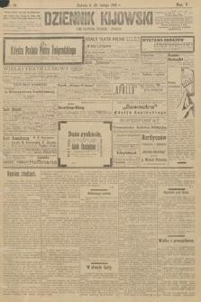 Dziennik Kijowski : pismo polityczne, społeczne iliterackie. 1910, nr34