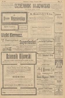 Dziennik Kijowski : pismo polityczne, społeczne iliterackie. 1910, nr49