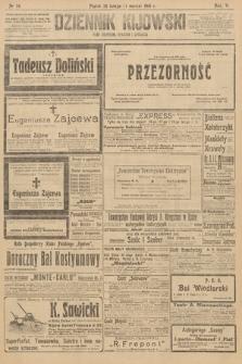 Dziennik Kijowski : pismo polityczne, społeczne iliterackie. 1910, nr54