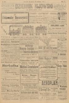 Dziennik Kijowski : pismo polityczne, społeczne iliterackie. 1910, nr83