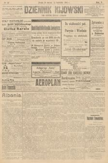 Dziennik Kijowski : pismo polityczne, społeczne iliterackie. 1910, nr86