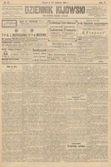 Dziennik Kijowski : pismo polityczne, społeczne iliterackie. 1910, nr95
