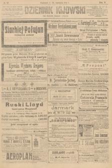 Dziennik Kijowski : pismo polityczne, społeczne iliterackie. 1910, nr97