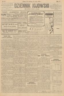 Dziennik Kijowski : pismo polityczne, społeczne iliterackie. 1910, nr113