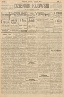 Dziennik Kijowski : pismo polityczne, społeczne iliterackie. 1910, nr131