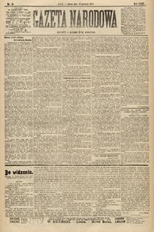 Gazeta Narodowa. 1907, nr16
