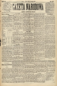 Gazeta Narodowa. 1907, nr24