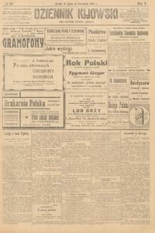 Dziennik Kijowski : pismo polityczne, społeczne iliterackie. 1910, nr188