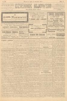 Dziennik Kijowski : pismo polityczne, społeczne iliterackie. 1910, nr194