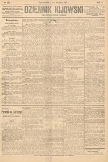 Dziennik Kijowski : pismo polityczne, społeczne iliterackie. 1910, nr200