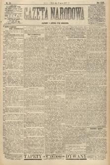 Gazeta Narodowa. 1907, nr54