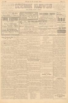 Dziennik Kijowski : pismo polityczne, społeczne iliterackie. 1910, nr208