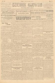 Dziennik Kijowski : pismo polityczne, społeczne iliterackie. 1910, nr209