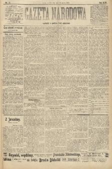 Gazeta Narodowa. 1907, nr72