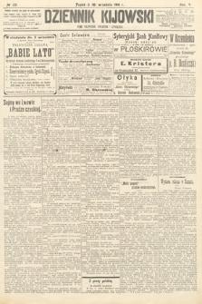 Dziennik Kijowski : pismo polityczne, społeczne iliterackie. 1910, nr231