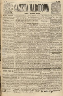 Gazeta Narodowa. 1907, nr84
