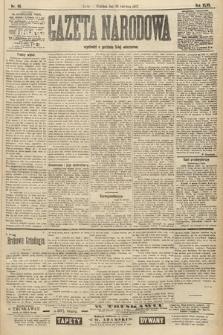 Gazeta Narodowa. 1907, nr98