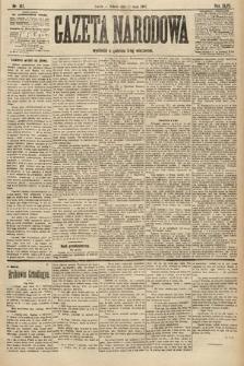 Gazeta Narodowa. 1907, nr107