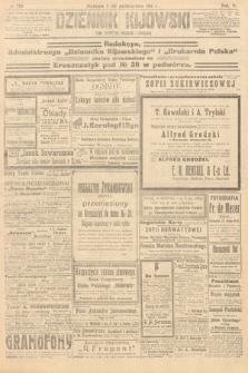 Dziennik Kijowski : pismo polityczne, społeczne iliterackie. 1910, nr260