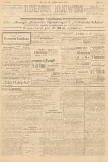 Dziennik Kijowski : pismo polityczne, społeczne iliterackie. 1910, nr262