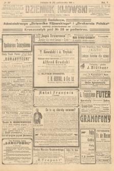 Dziennik Kijowski : pismo polityczne, społeczne iliterackie. 1910, nr267
